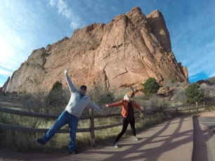 Shannon & Halle @ Garden of the Gods