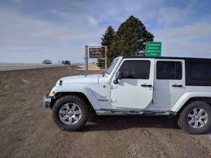 Jeep @ Colorful Colorado