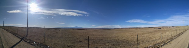 Rocky Mountain Horizon